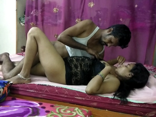 Telugu Couple Making Sex Tape On Their Anniversary
